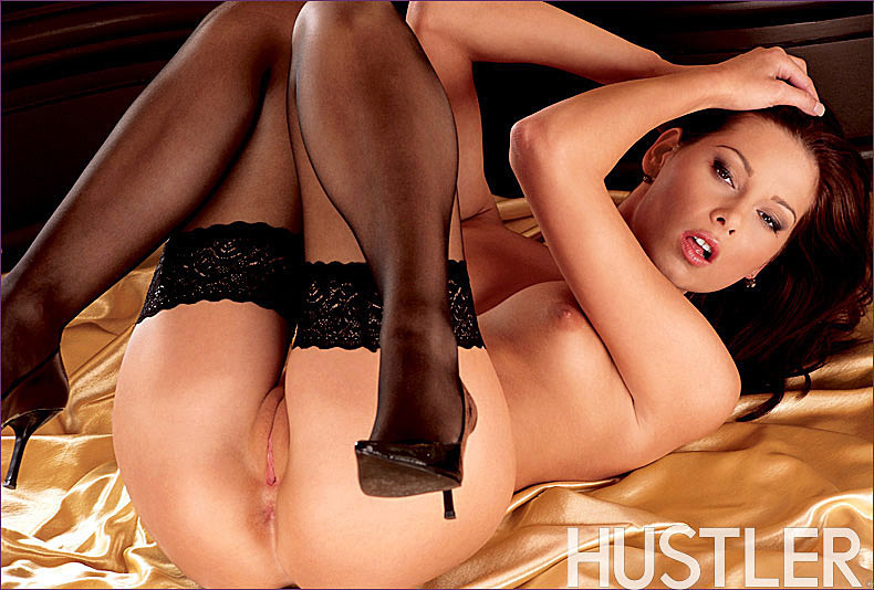 Hustler magazine black nude remarkable